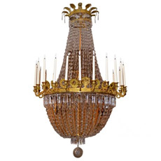 Antique Chandeliers and lighting