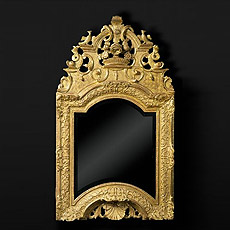 Antiques Mirrors and Pier glass
